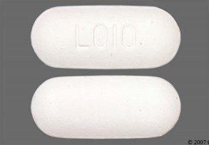 Acetaminophen pills